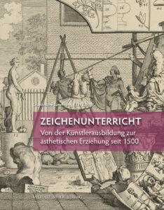 Umschlag-Zeichenunterricht-Publikation-Graphische-Sammlung-ETH-Zürich-Matile