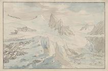 Irene Kopelman Glaciers Wolf Escher Graphische Sammlung ETH