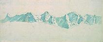 Irene Kopelman Graphische Sammlung ETH Zürich On Glaciers and Avalanches