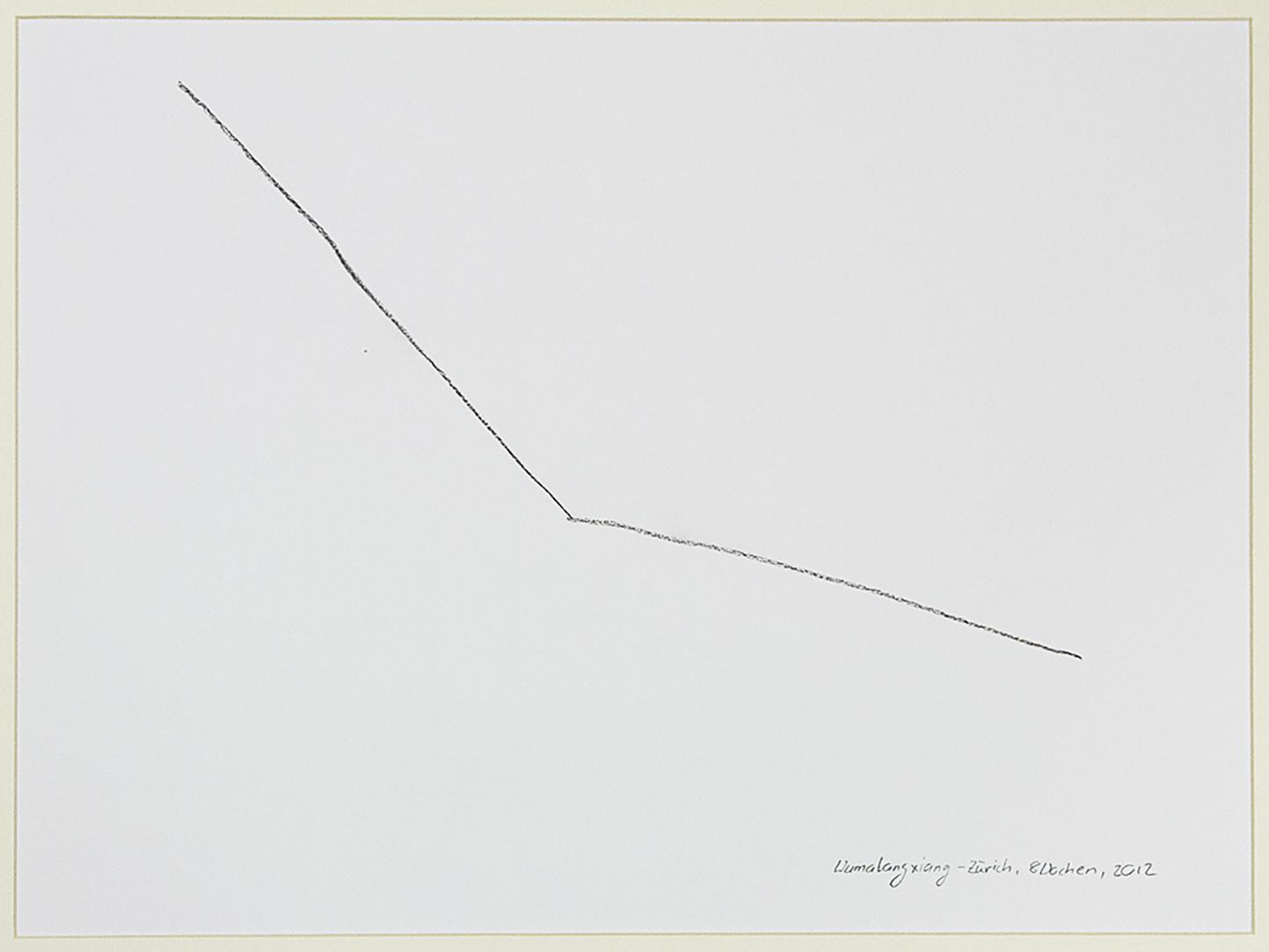 Graphische Sammlung ETH zürich-Desire-Lines_Tibet - Zurich