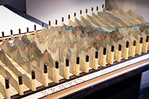 Escher Querschnitte Pollack Graphische Sammlung ETH Zürich