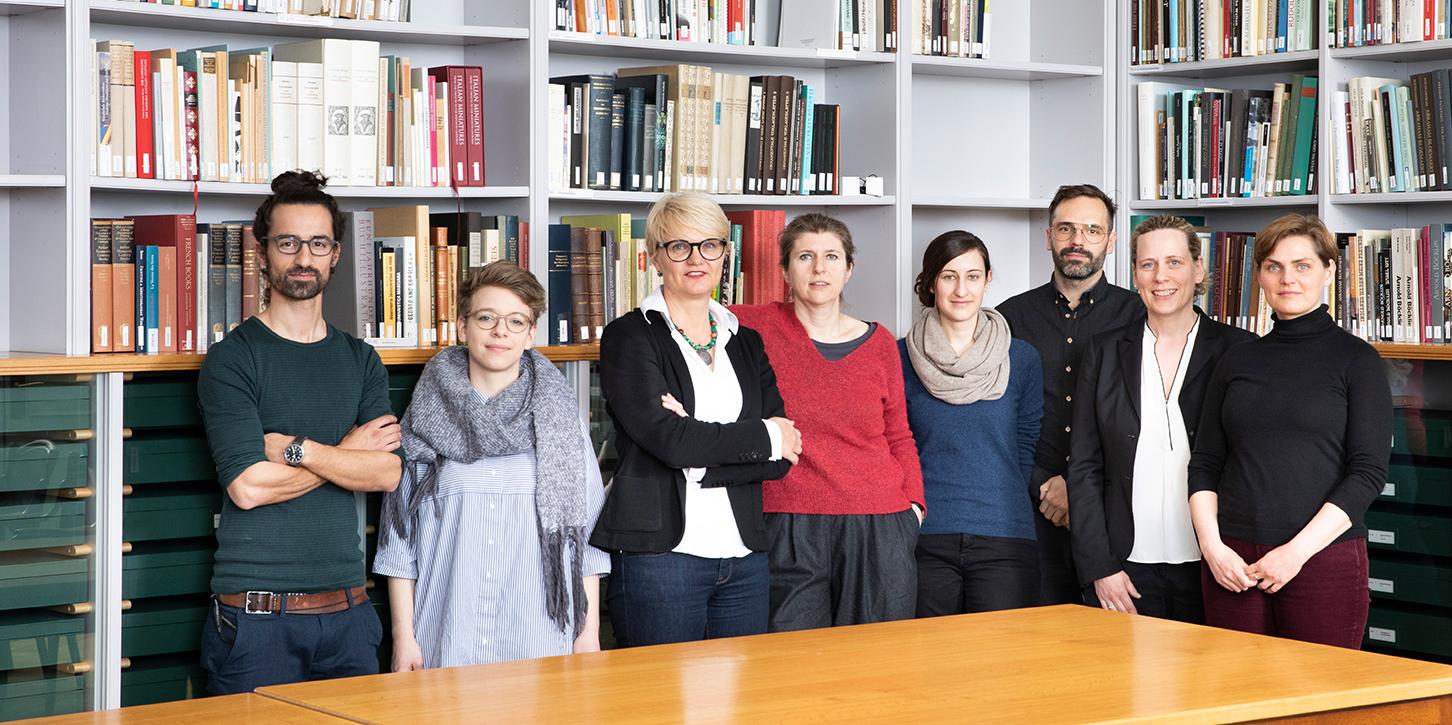 graphische -sammlung - eth zuerich - team
